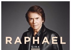 Raphael actuará en Bolaños de Calatrava en septiembre