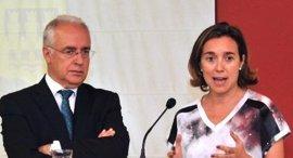 Ceniceros y Gamarra optan a liderar desde este sábado el PP riojano en el Congreso de despedida de Pedro Sanz