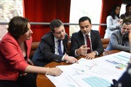 Page exige a Rajoy que dote la modernización del tren de mercancías a su paso por C-LM