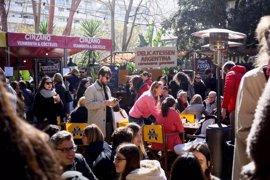 """Una nueva manera de """"ver, vivir y sentir la cultura"""", a finales de mayo en el II Palo Market Fest"""