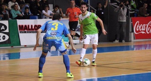 Palma Futsal - Peñíscola RehabMedic