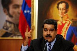 Maduro convoca una reunión del Consejo de Seguridad esta noche para resolver el 'impasse' en Venezuela