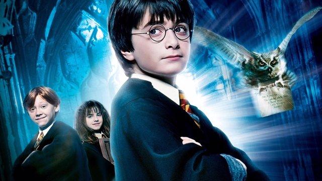 Imagen promocional de 'Harry Potter y la piedra filosofal'