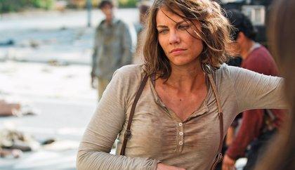 """The Walking Dead: Lauren Cohan promete que el final de la 7ª temporada será """"agridulce, bonito y desgarrador"""""""
