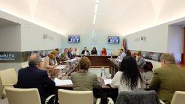 La Asamblea de Extremadura inicia el control de la ejecución de los presupuestos para 2017