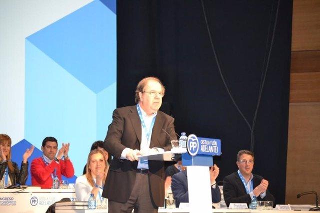 Valladolid. Juan Vicente Herrera XIII Congreso