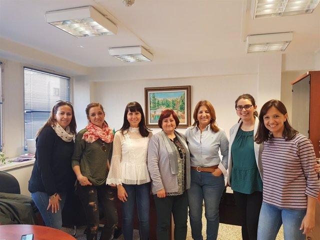Diputación y responsables de Vícar y Vera organizan el encuentro.