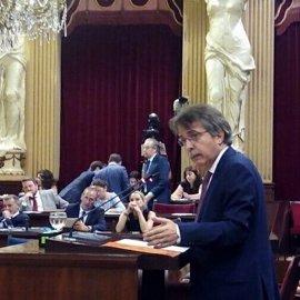 Ciudadanos pide que Armengol se someta a una cuestión de confianza en el Parlament