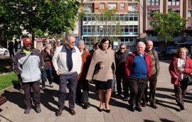 Igual pide participación vecinal para seguir mejorando la calle Alta e Isaac Peral