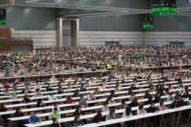 Más de 20.000 personas inician las selección para las bolsas de trabajo de la administración vasca