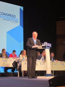 Valladolid. Herrera en el Congreso del PPCyL