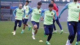 Piqué y Messi, ausencias destacadas en la convocatoria culé para Granada