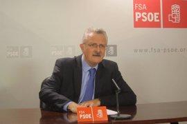 """Trevín (PSOE) culpa a """"los amores reñidos entre PP y Foro"""" del retraso en los plazos de la Variante de Pajares"""