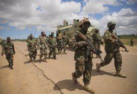 Cuatro militares de la AMISOM muertos en dos explosiones en el sur de Somalia