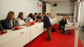 El Comité Federal del PSOE aprueba el pacto con el PSC con un único voto en contra de un miembro de Esquerra Socialista