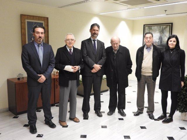 Fundación Cajasur colabora con Banco de Alimentos, Iemakaie, y A Pleno Pulmón