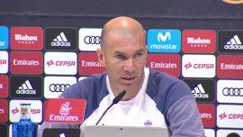 """Zidane: """"Yo no entrenaría nunca al Barcelona"""""""