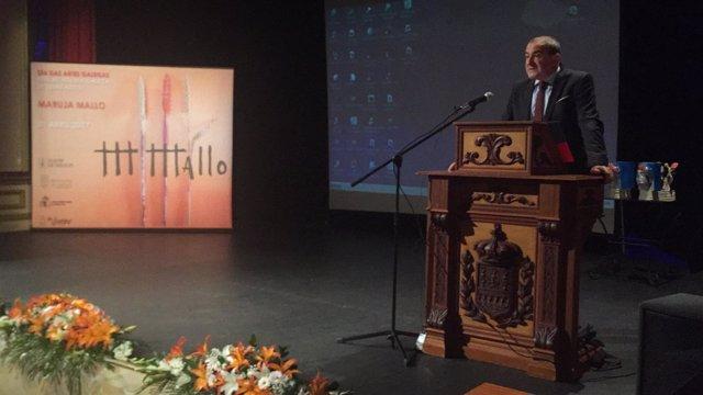 Homenaje a Maruja Mallo en el Día das Artes Galegas
