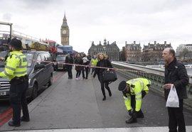 La Policía británica deja en libertad sin cargos a todos los detenidos tras el ataque de Westminster