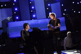 "Elton John: ""Ed Sheeran me recuerda a mí en 1970"""