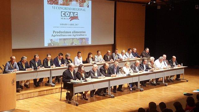 Congreso Regional de COAG Región de Murcia