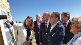 La Diputación comienza la redacción del proyecto que unirá Málaga con Torremolinos a través de la Senda Litoral