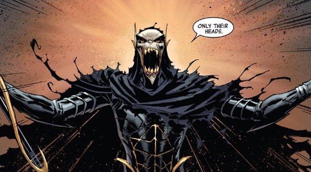 Corvus Glaive Vengadores