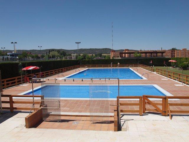 Piscina, verano, piscinas, agua, baño