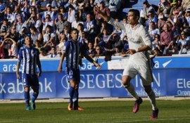 El Real Madrid defiende el liderato ante el rocoso Alavés