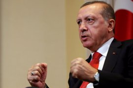 """Erdogan se autoproclama """"guardián de la paz"""" ante los ataques del PKK desde el sureste kurdo de Turquía"""