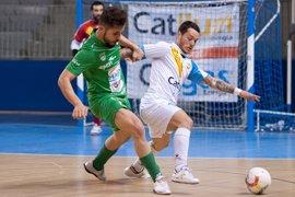 Catgas Energía empata ante Magna (2-2) y Ribera Navarra vence a Rubén Burela (6-3)