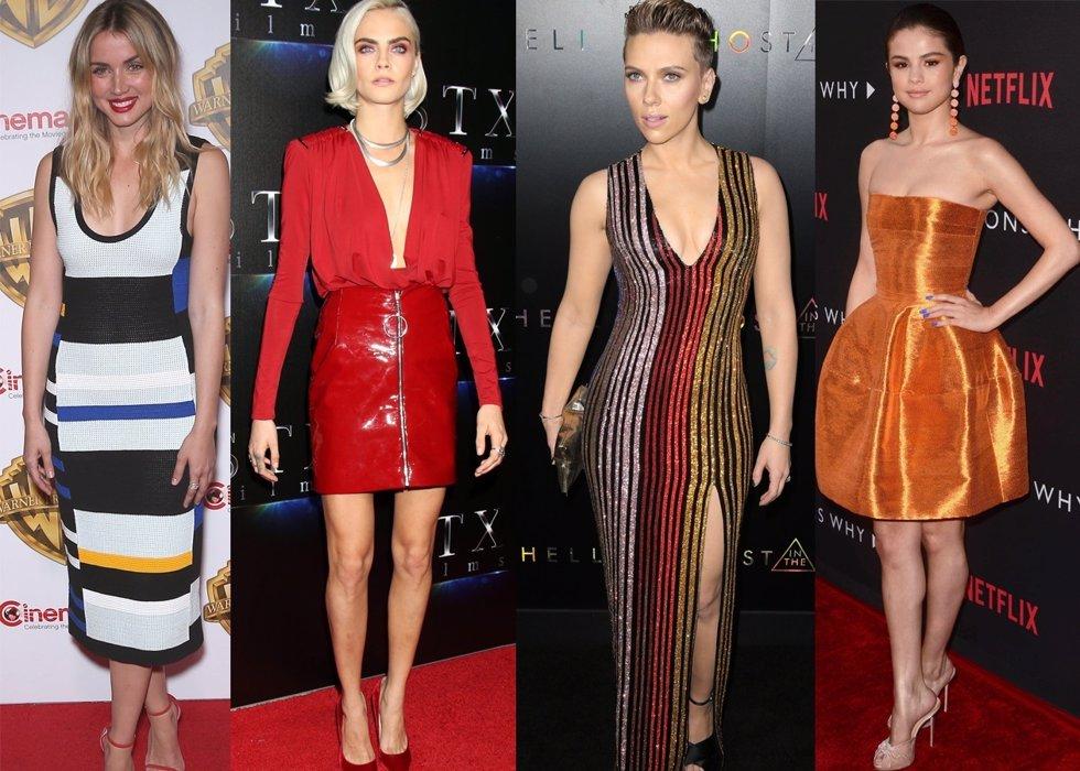 De La Semana Vestidas Las Mejor wOZPliTukX