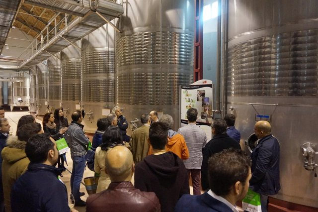 Centro del Vino en Huelva