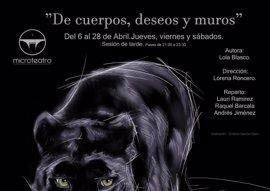 La escritora Lola Blasco, presente en abril en la cartelera de Microteatro Málaga, dedicada a los pecados
