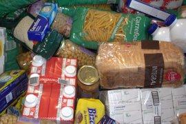 Más de 13.000 kilos de comida recogidos en Reus y Tarragona para el Banc dels Aliments