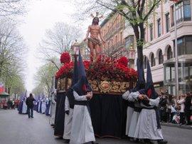 Ibón Areso dará lectura el lunes al pregón de inicio de la Semana Santa de Bilbao