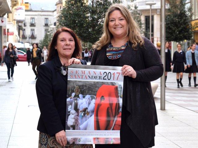 Presentación de la Semana Santa de Santander