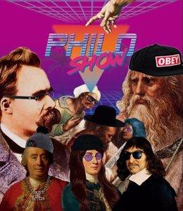Webserie uma philo show filósofos