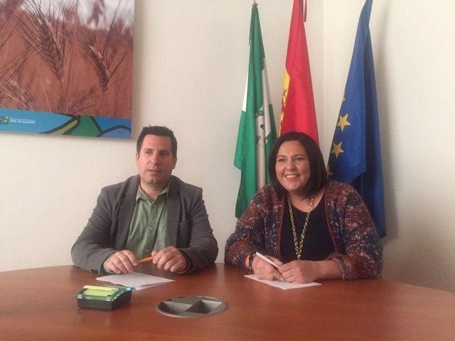 Pildoras informativos en Peñarroya-Pueblonuevo