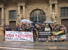 """Libertad Animal Navarra reclama un """"endurecimiento"""" de las leyes sobre maltrato animal"""