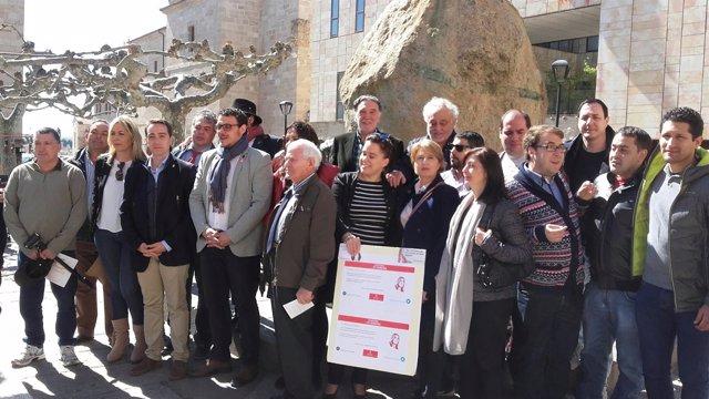 Zamora.- Plataforma en apoyo a Susana Díaz