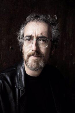 El escritor Sergi Puertas, autor de 'Estabulario'