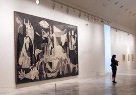 El Reina Sofía inaugura una exposición por los 80 años del Guernica, que requiere trabajos de conservación