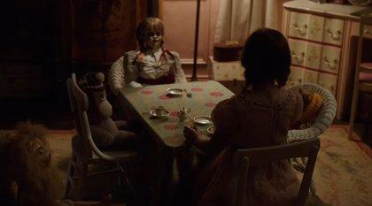 El tráiler de Annabelle 2 revela los diabólicos orígenes de la muñeca