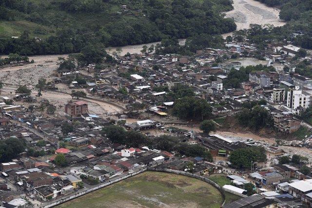 Inundaciones en Mocoa, Putumayo