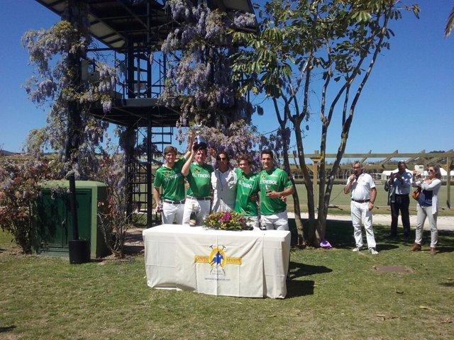 Final de la XV edición del Memorial Conde de Guaqui en el Santa María Polo Club