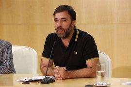 """Murgui dice que Ahora Madrid tiene el """"liderazgo claro"""" de Carmena y que cuenta con el apoyo de sus miembros"""