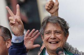 Lasso anuncia que impugnará los resultados de las elecciones presidenciales en Ecuador