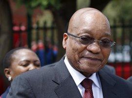 La presidenta del Parlamento considerará la petición para celebrar una moción de censura contra Zuma