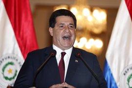 Cartes convoca un diálogo nacional para intentar poner fin a la crisis política en Paraguay